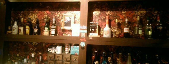 beat cafe is one of Tokyo Bar.