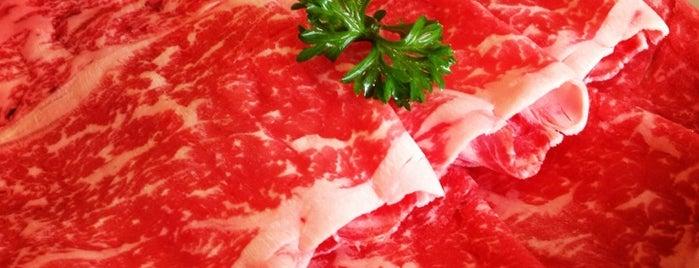 Takemori Shabu-Shabu is one of FAVORITE JAPANESE FOOD.