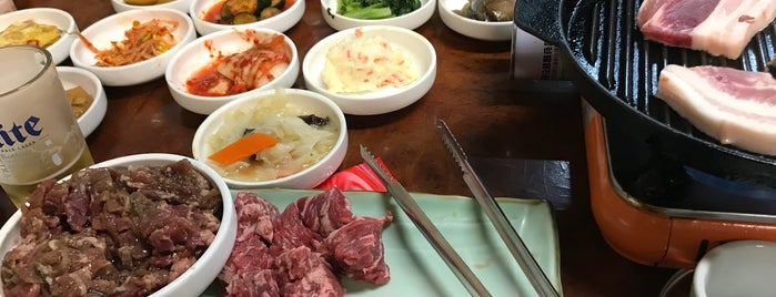 Kim's Family Restaurant is one of Foodie list.