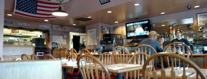 West Brooklyn Pizza is one of Marin Food.