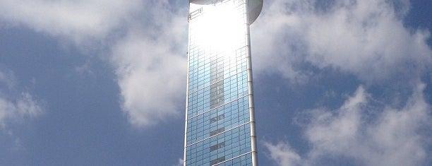 クロスランドタワー is one of Observation Towers @ Japan.