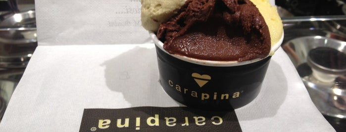 Carapina is one of GelaTiAmo.