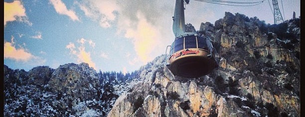 Palm Springs Aerial Tramway is one of USA Trip 2013 - The Desert.