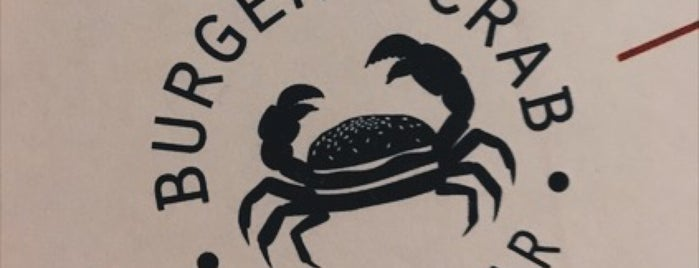 Burger & Crab is one of SPB rest.