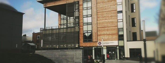 James Clerk Maxwell Building is one of Inspired locations of learning.
