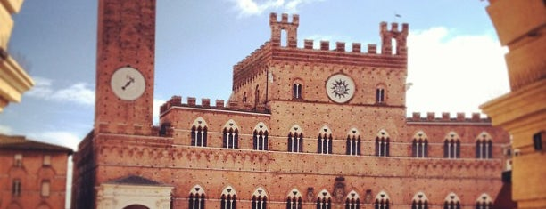 THE BEST 10 PLACES IN SIENA DO NOT MISS