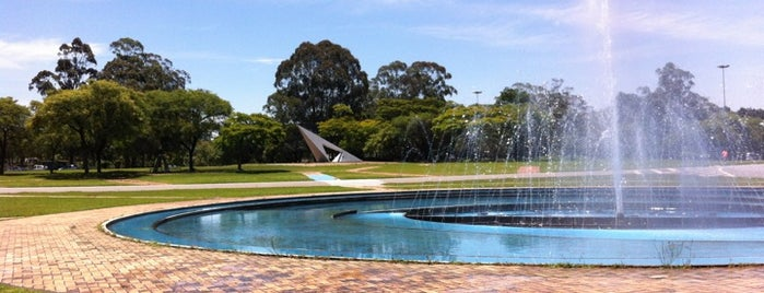 Universidade de São Paulo (USP) is one of Universidade.
