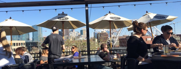 Ale House at Amato's is one of America's Ultimate Rooftop Bars.