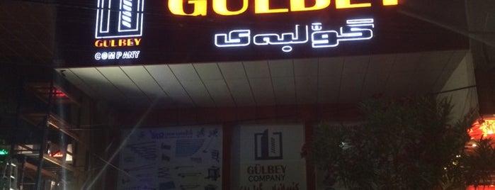 GÜLBEY is one of Erbil.