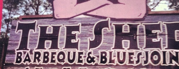 The Shed Barbeque and Blues Joint is one of Restaurant To Do List.