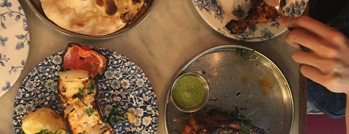 Tandoor Chop House is one of Dinner.