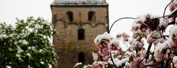 Metzgerturm is one of Ulm.