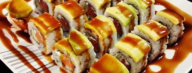 Kazuaki Cozinha Oriental is one of Sushi Floripa.