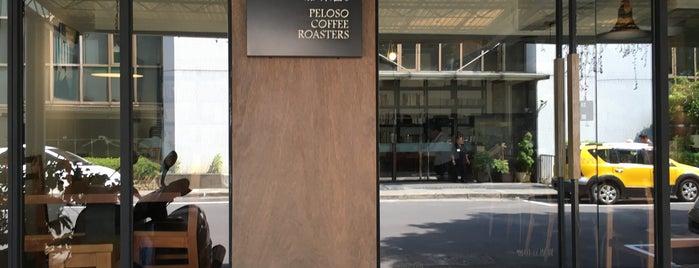 Peloso Coffee Roasters is one of Coffee shops in Taipei.