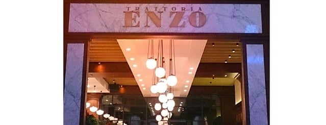 Trattoria Enzo is one of Pizza.