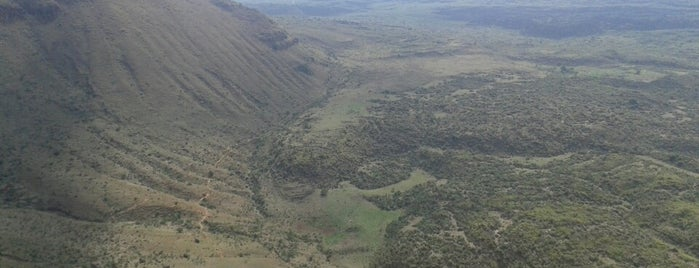 Menengai Crater is one of Best hangout places.