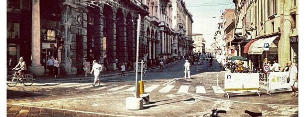 Porte bolognesi - Piazza di porta saragozza bologna ...