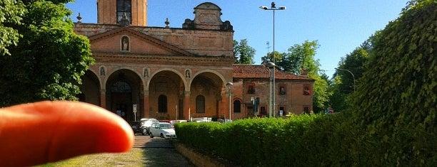 Giardini Baraccano is one of Il verde a Bologna.