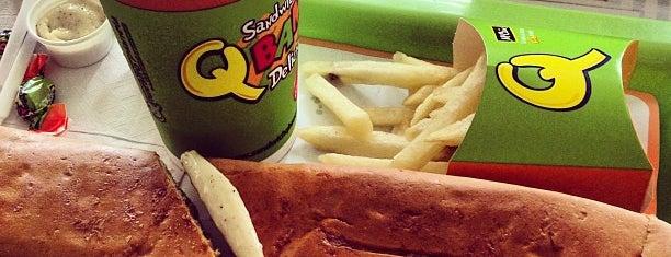 Sandwich Qbano Cosmocentro is one of Lista jhoncito.
