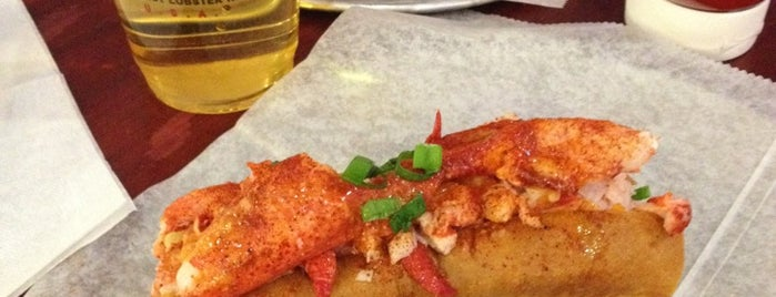 Lobster ME is one of Ultimate Summertime Lobster Rolls.