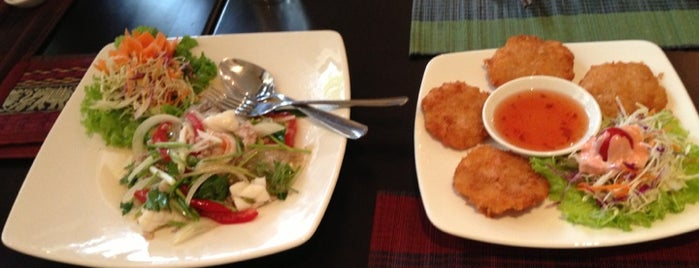 Gusto Thai Café & Restaurant is one of ăn uống Hn.