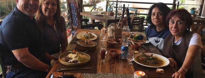 Restaurant El origen is one of Lugares favoritos de Armando.