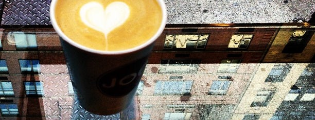 Joe Pro Shop is one of New York best coffee shops: the ultimate list.