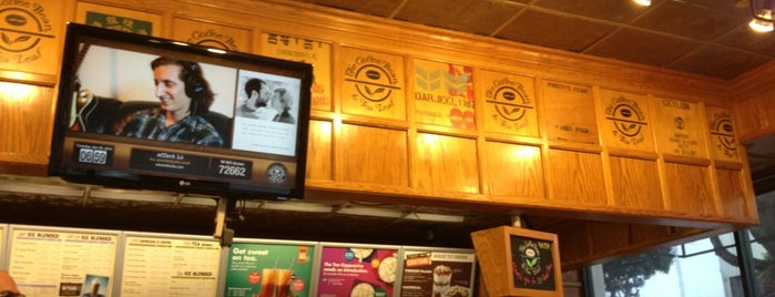 The Coffee Bean & Tea Leaf is one of Must-visit Coffee Shops in Los Angeles.