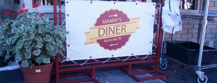 Manny's Diner is one of New Experiences.