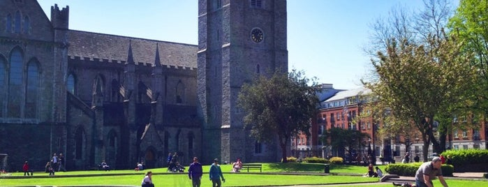 St Patrick's Cathedral | Ardeaglais Naomh Pádraig is one of Nipping About.
