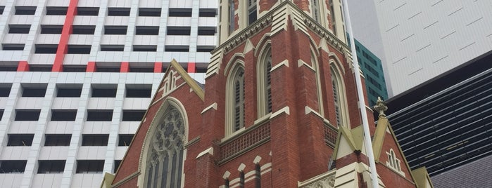 Albert Street Uniting Church is one of Around The World: SW Pacific.