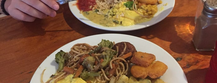 Govinda's is one of Gold Coast.