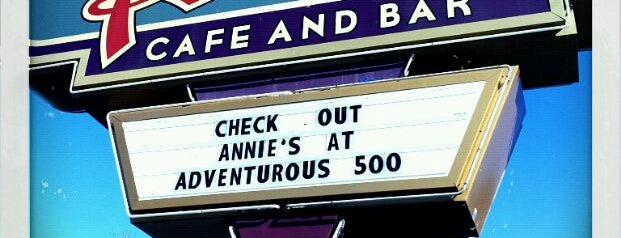 Annie's Cafe & Bar is one of Best places to eat in Denver.