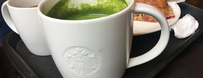 Starbucks is one of All-time favorites in Taiwan.