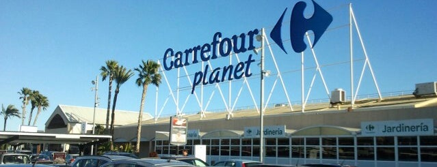 Carrefour is one of Tips de Oscar.