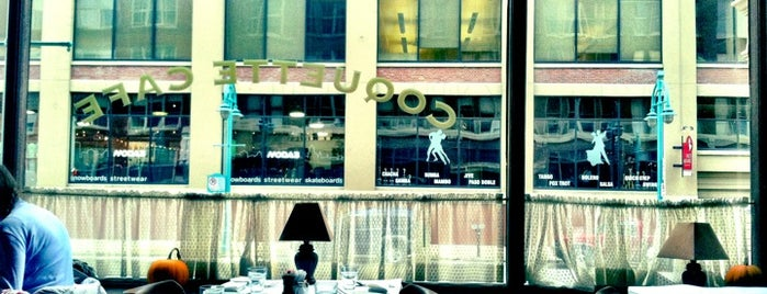 Coquette Cafe is one of The 15 Best Places for Pearls in Milwaukee.