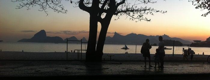 Niterói is one of Rio 40¤.