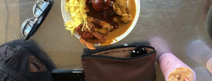 Restoran Nasi Kandar Jamal is one of Makan2 Sampai Gemok.