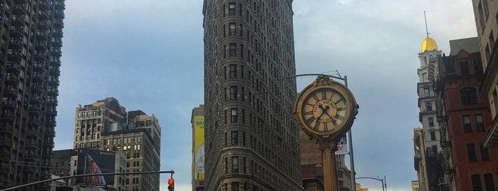 Flatiron Building is one of Nueva York.