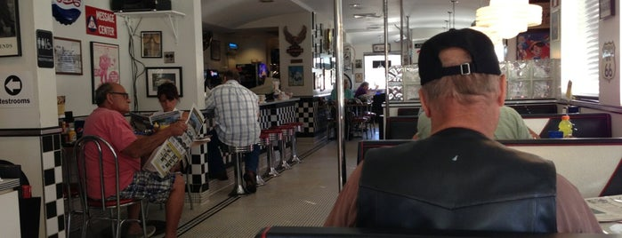Eddie's Diner is one of Boise.