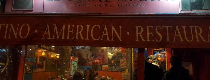 El Sol y La Luna is one of Restaurants.