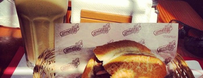 Panadería Carmelitas is one of Always Gourmet PERU, comer em Lima.