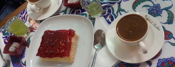 Kubbeli Kahve is one of İzmir.