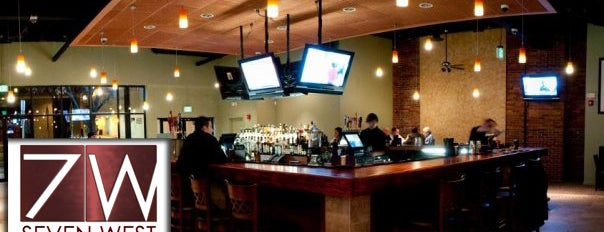 7 West Bistro Grille is one of Food Spots to Try.