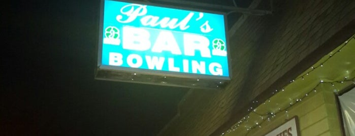 Paul S Bar Bowling Restaurant Impossible