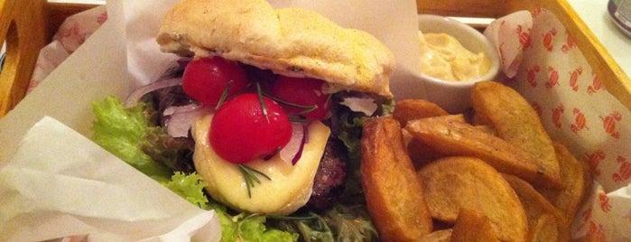 Le Grand Burger is one of Burgers in Porto Alegre.