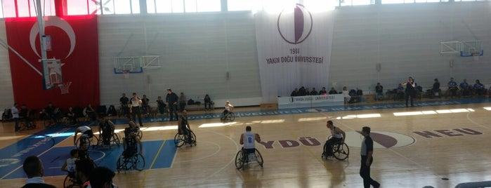 YDU Spor Salonu is one of YDÜ.