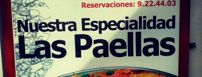 La Bodeguita De España is one of Trabajos posibles.