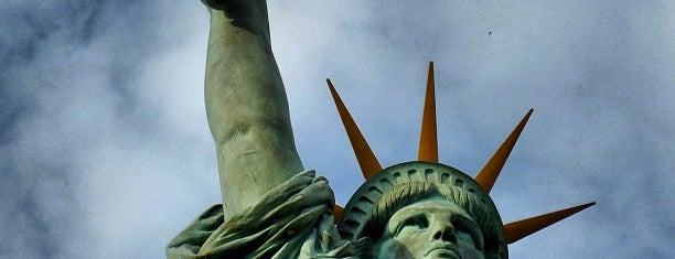 Statue of Liberty is one of I Want Somewhere: Sights To See & Things To Do.