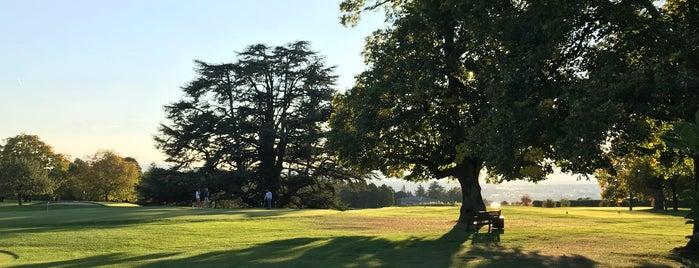 Golf Club de Genève is one of Genève City Guide.